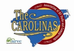 Member of Campground of Carolinas Area of RV Campgrounds
